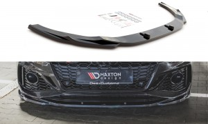 Splitter przedni V3 Audi RS5 F5 Facelift (carbon look)