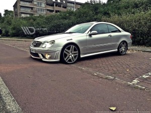 Bodykit Mercedes CLK W209 ( W204 AMG Look)