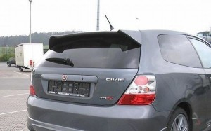 Spojler Honda Civic VII 3D ( Type-R Look )