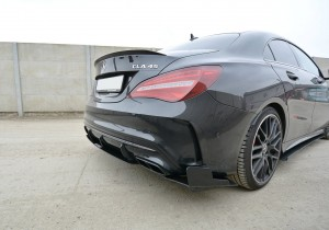 Splittery tylne Racing Mercedes CLA A45 AMG C117 Polift