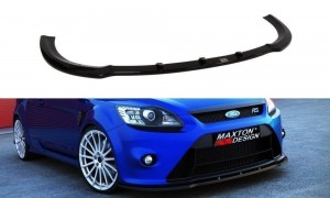 Splitter przedni V1 Ford Focus RS MK2 (carbon look)