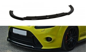 Splitter przedni V2 Ford Focus RS MK2 (carbon look)