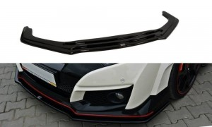 Splitter przedni Honda Civic IX Type-R V1 (carbon look)