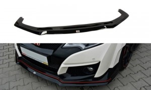 Splitter przedni Honda Civic IX Type-R V2 (carbon look)