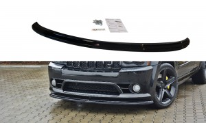 Przedni splitter V1 Jeep Grand Cherokee WK STR8 (carbon look)