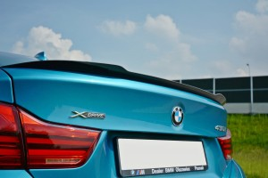Spojler BMW 4 F36 Gran Coupe (carbon look)